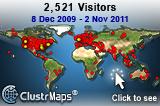 blogger map