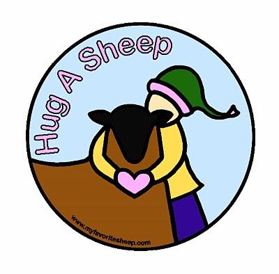 Hug A Sheep