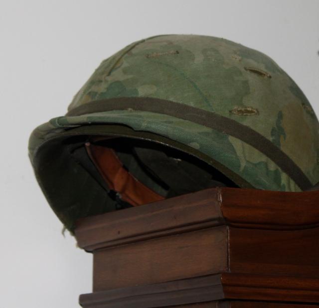 Jims helmet
