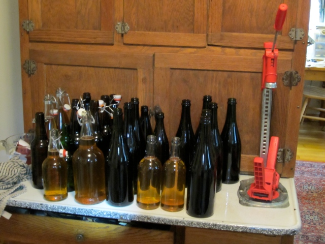 carboy 7 bottles