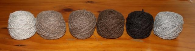Foula yarn