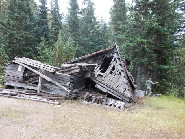 copper city cabin