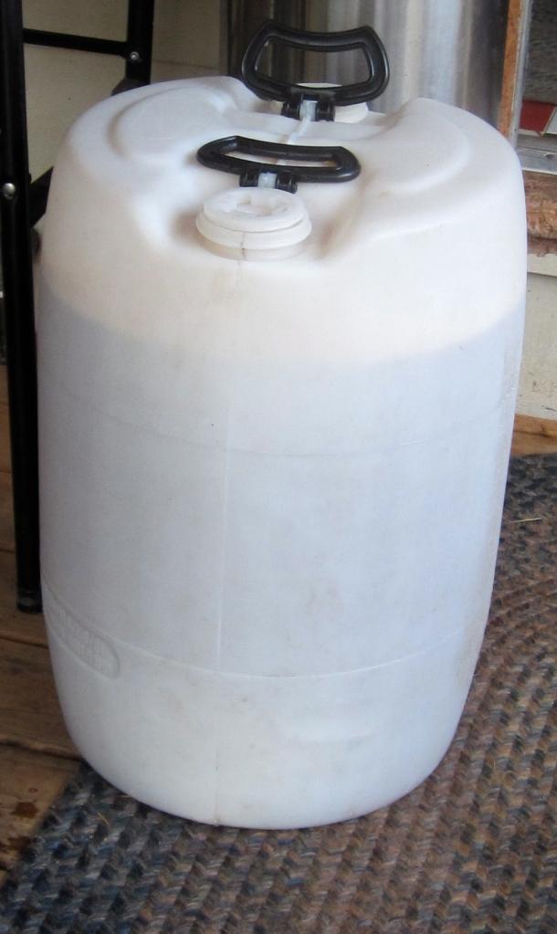 15 gallon carboy