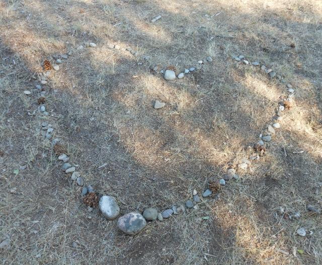 Anns rock heart