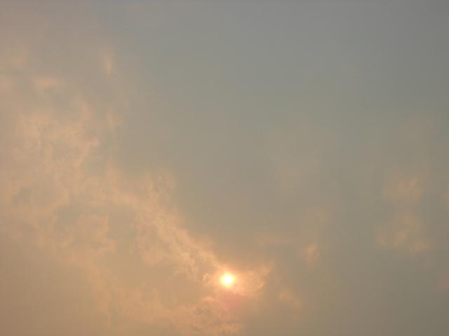 oranger sun