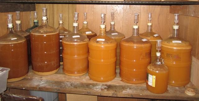 cider room