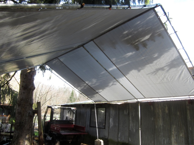 equipment shelter
