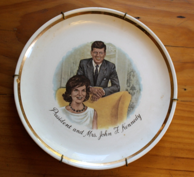Kennedys plate