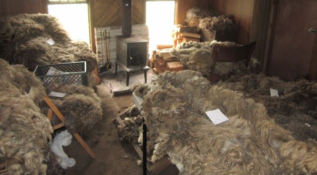 more drying fleeces