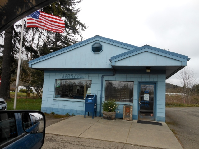 Beaver post office