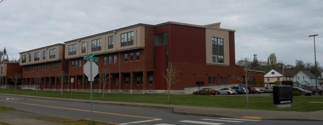 High School in Aberdeen