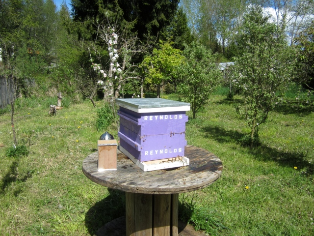 hive with reducer and smoker