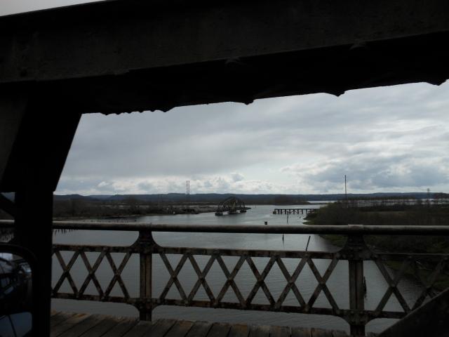 Hoquiam river