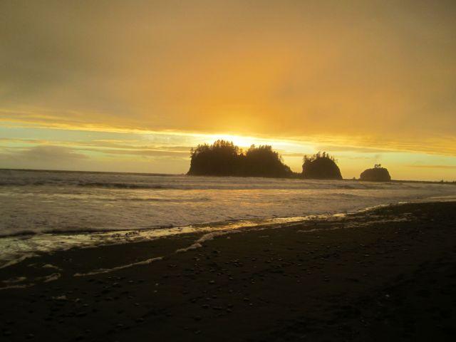 James island sunset