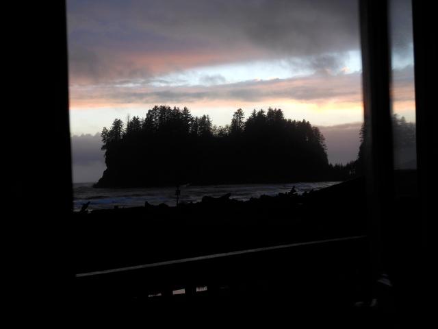 James Island view