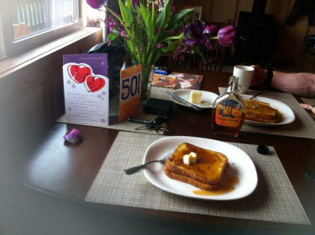 malted french toast