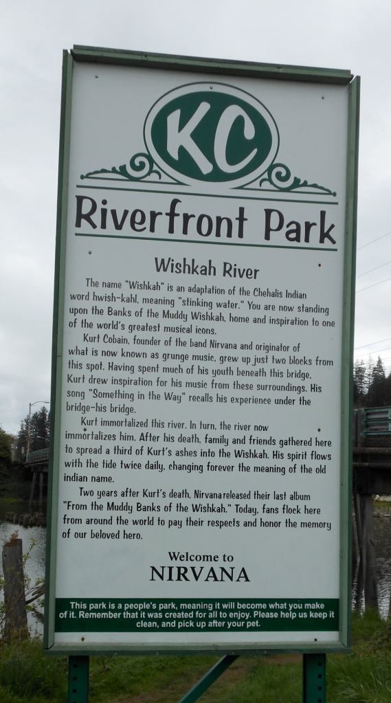 Riverfront Park sign