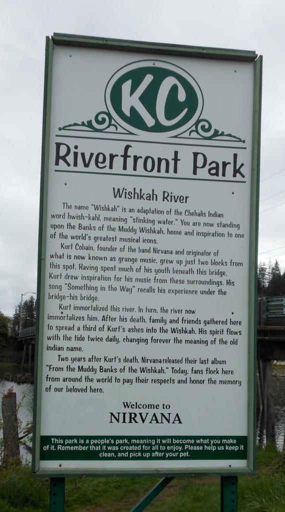Riverfront Park sign
