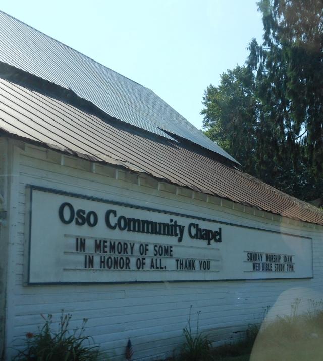 Oso Chapel