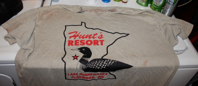 Hunts resort tshirt