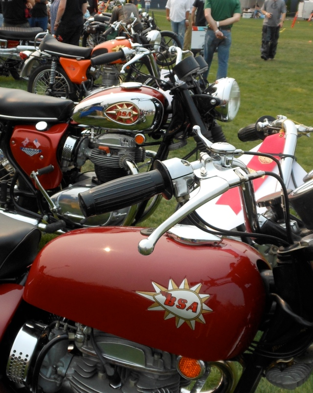 BSA tanks