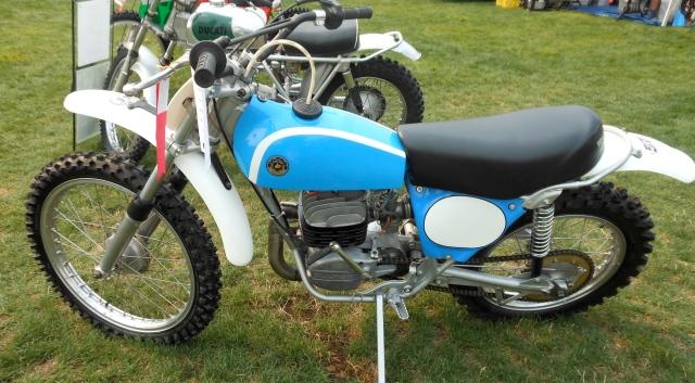 Bultaco bike