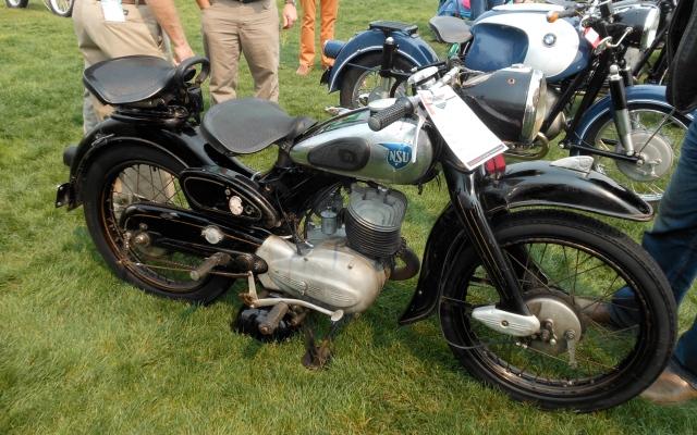 NSU bike