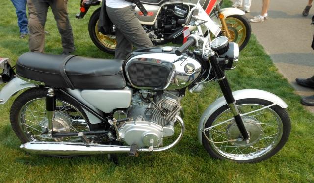 older Honda