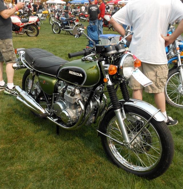 Honda 4 cylinder