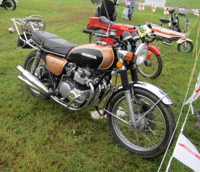 vintage Honda 500-4