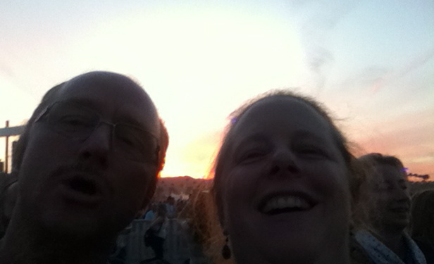 sunset-selfie