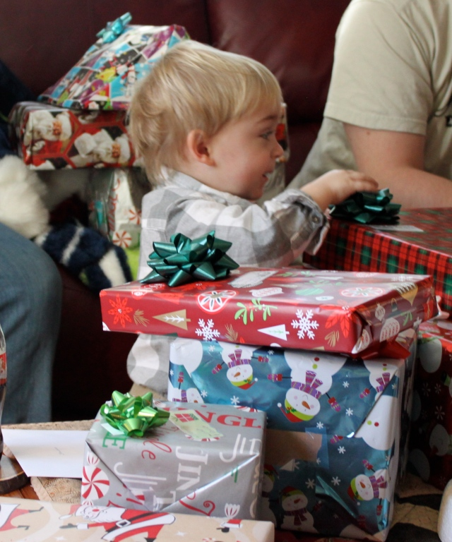 william-and-presents