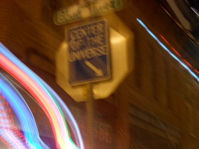 blurry-center-of-the-universe-sign