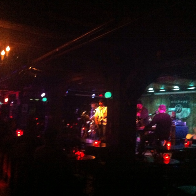Chris Egers' Band at Highway 99 Blues Club