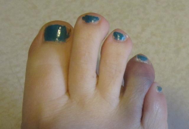 toe-close-up