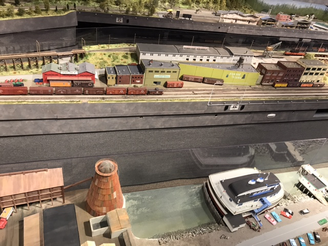 train exhibit
