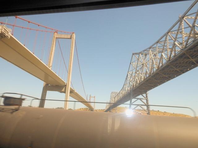 bridge near Emeryville