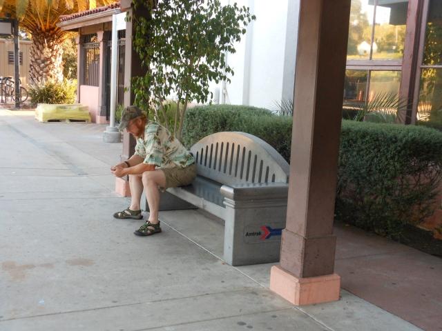 delayed 1 hour in San Luis Obispo