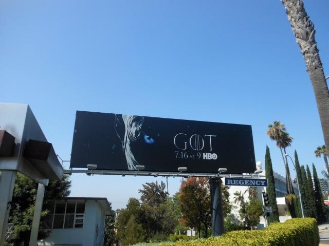 GOT billboard