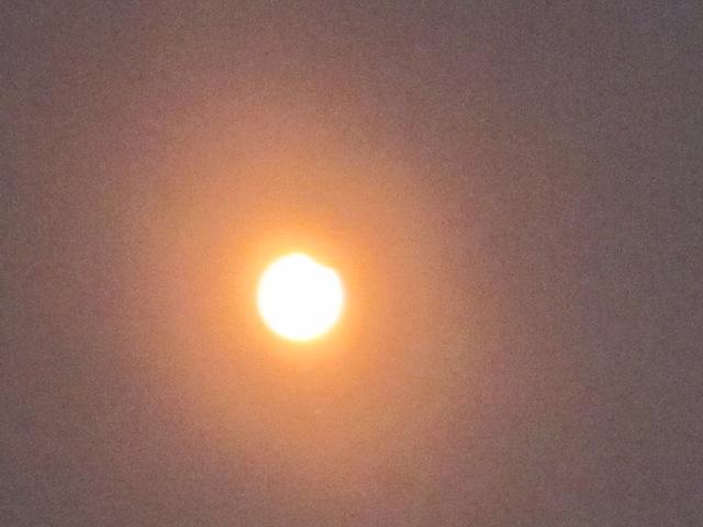 eclipse starting