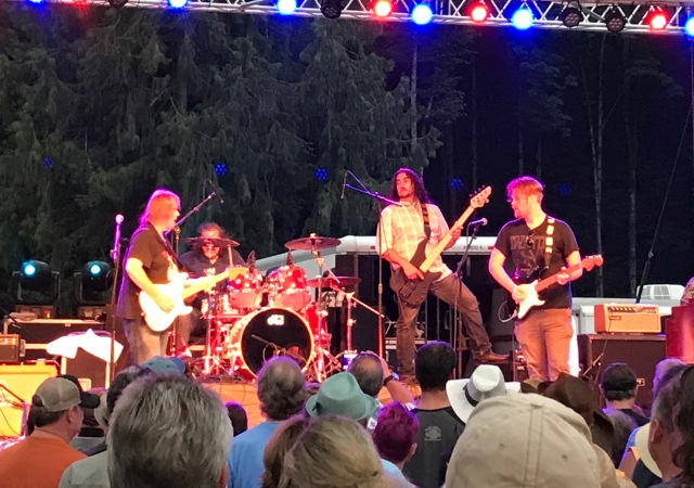 WALTER TROUT and the RADICALS
