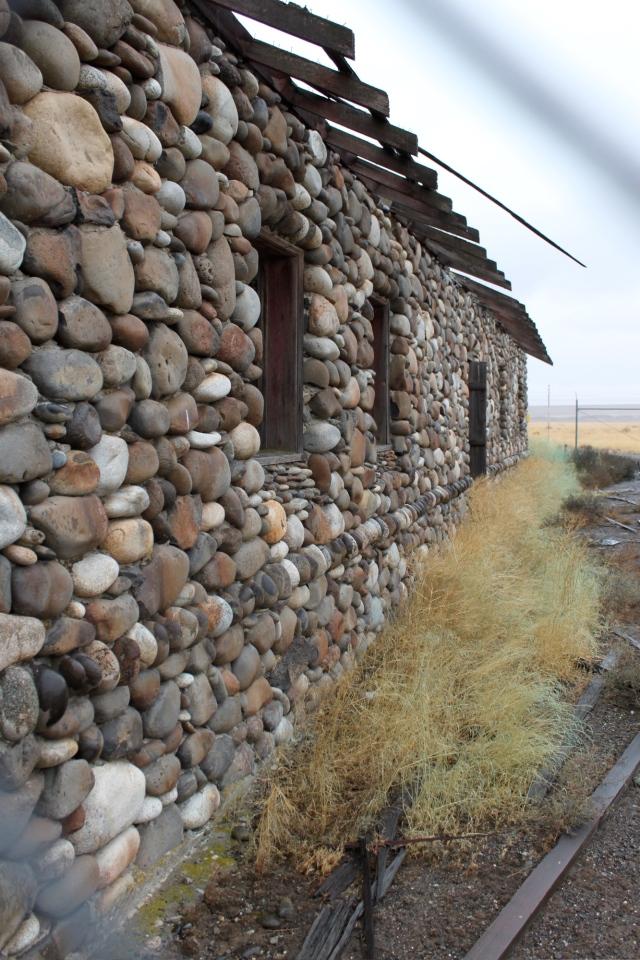 Bruggeman rock wall