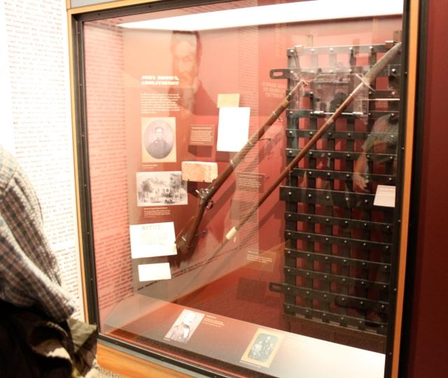 John Brown's rifle