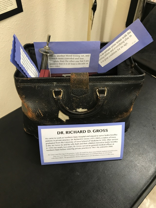 Dr. Gross bag
