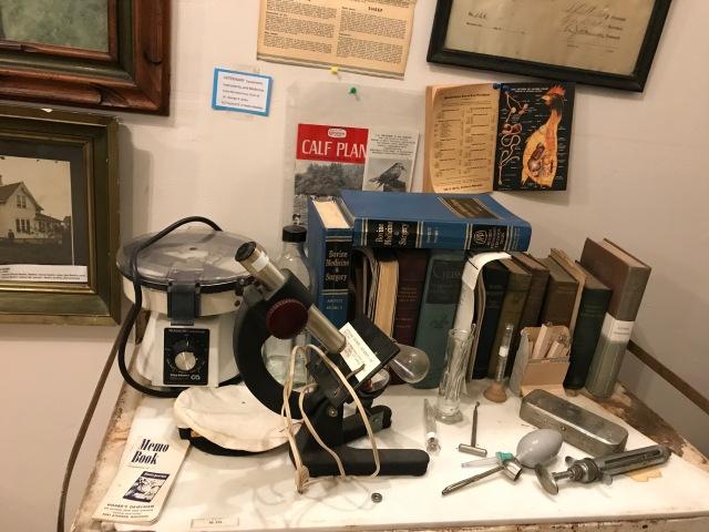 Old vet supplies
