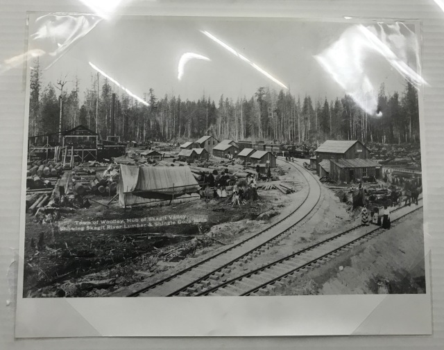 Skagit River Lumber & Shingle Co.'s Mills