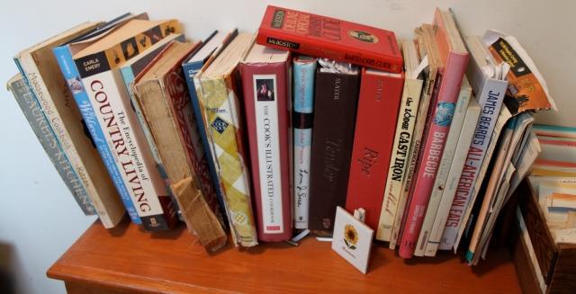 current cookbooks
