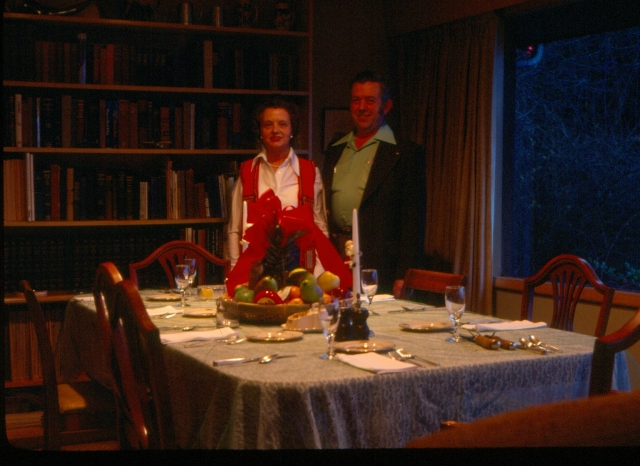 scan0051 1976 john ruth christmas table