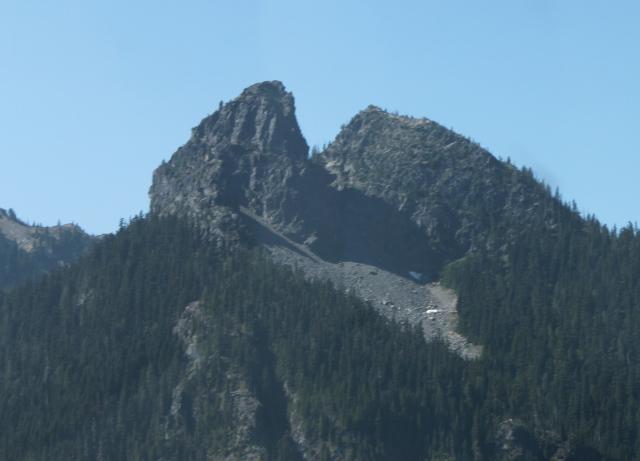 Chinook peak