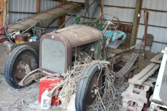 Dodge tractor